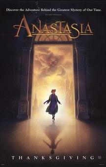 <i>Anastasia</i> (1997 film) 1997 American animated film