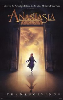 Image result for anastasia 1997