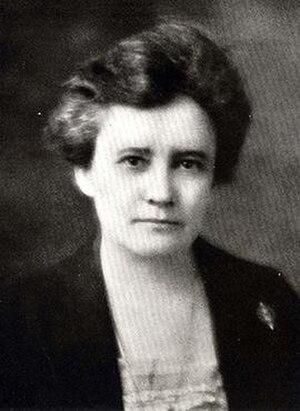 Annie Webb Blanton - Annie Webb Blanton