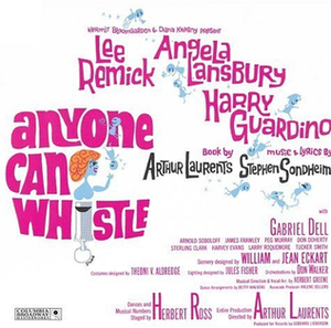 Anyone Can Whistle - Image: Anyone Can Whistle CD Cover