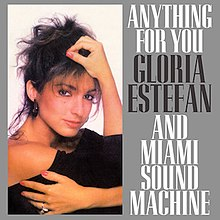 Anything For You Gloria Estefan And Miami Sound Machine Song Wikipedia