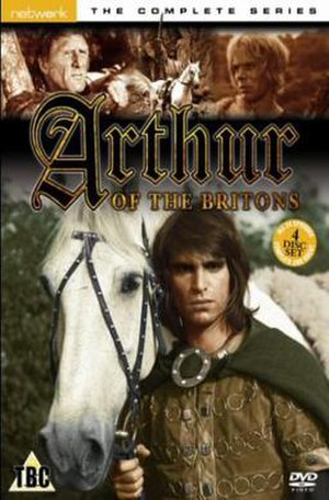 Arthur of the Britons - Series DVD Cover