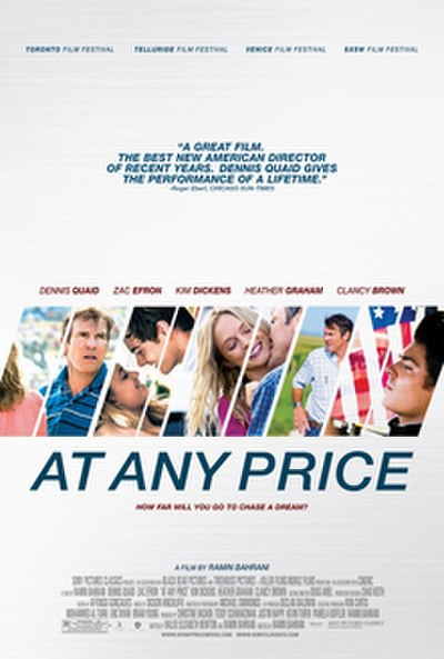 Picture of a movie: At Any Price