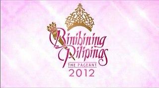 Binibining Pilipinas 2012