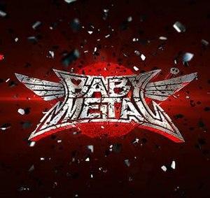 Babymetal (album) - Image: Babymetalcover