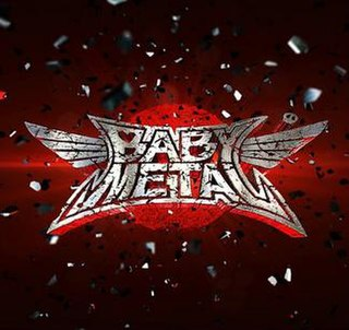 <i>Babymetal</i> (album) 2014 studio album by Babymetal