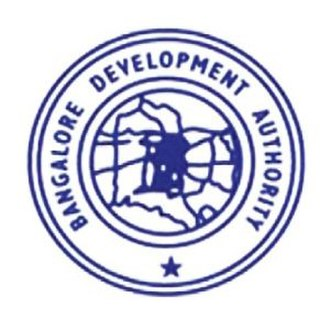 Bangalore Development Authority - Image: Bangalore Development Authority logo