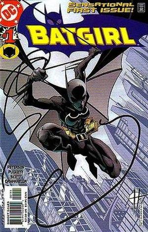 Batgirl - Image: Batgirl v 1 1