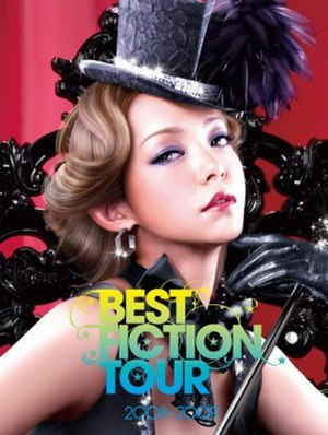 Best Fiction Tour 2008–2009 - Image: Bestfictiontour dvd