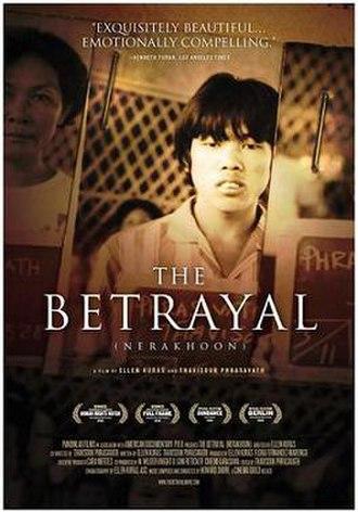 The Betrayal – Nerakhoon - Promotional film poster