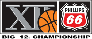 Big 12 Men's Basketball Tournament - Former logo