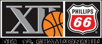 Big 12 Men's Basketball Tournament - Former logo