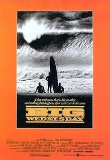 <i>Big Wednesday</i> 1978 film by John Milius