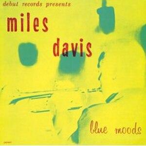 Blue Moods - Image: Blue Moods (Miles Davis album)