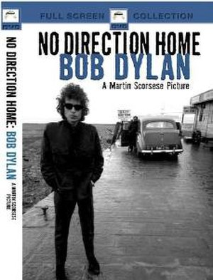 No Direction Home - Image: Bobdylannodirectionh ome