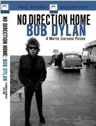 No Direction Home - Image: Bobdylannodirectionh ome