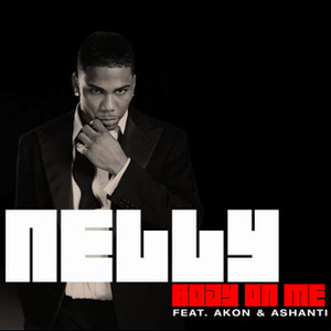 Body on Me (Nelly song) - Image: Body On Me (Nelly single cover art)
