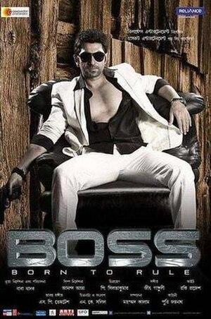Boss: Born to Rule - Image: Boss (2013 Bengali film) poster