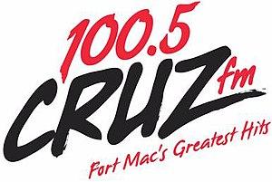CHFT-FM - Image: CHFT 100.5CRUZfm logo
