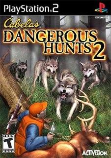 <i>Cabelas Dangerous Hunts 2</i>
