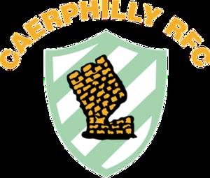 Caerphilly RFC - Image: Caerphilly rfc badge