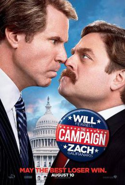 Picture of a movie: The Campaign