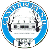 Official seal of Canterbury, New Hampshire