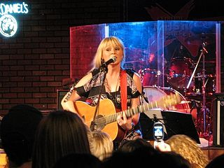 Carolyn Dawn Johnson Canadian country singer