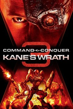 <i>Command & Conquer 3: Kanes Wrath</i> 2008 video game expansion pack