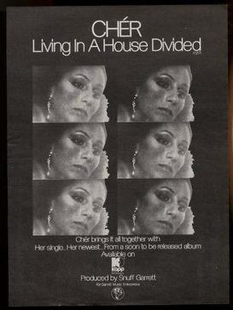 Living in a House Divided - Image: Cher 1970Stills 24