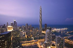 Chicago Spire - Image: Chicago Spire