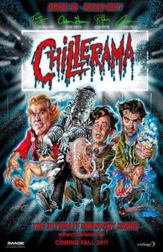 Chillerama - Poster