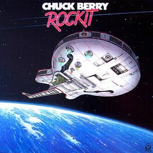 Rockit (album) - Image: Chuck Berry Rock It