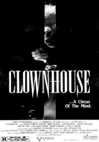 Clownhouse - Original trade advertisement