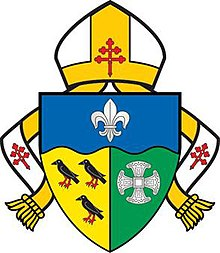 Coat of Arms of the Archdiocese of Southwark.jpg