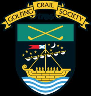 Crail Golfing Society - Image: Crail Golfing Society logo