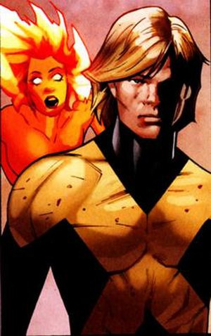 Cypher (Marvel Comics) - Image: Cypher from X Men Legacy 235