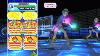 Dance Dance Revolution (2010 video game) - Dance Dance Revolutions choreography mode utilizes new hand motions to form dance routines.