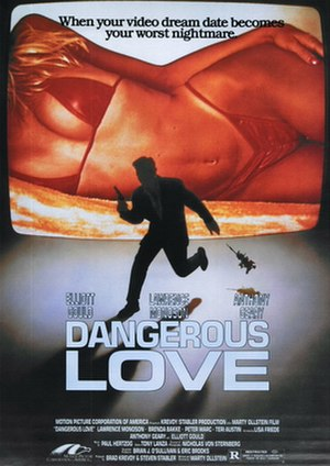 Dangerous Love (1988 film) - Image: Dangerous Love (1988 film)