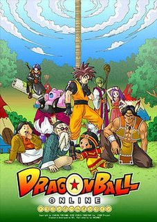<i>Dragon Ball Online</i> video game