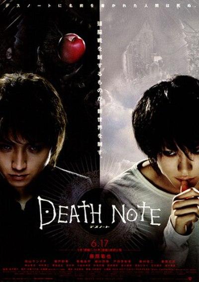 Picture of a TV show: Death Note: Desu Nôto