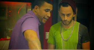 The Last Don 2 - Image: Don Omar and Yandel
