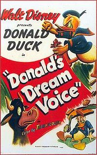 Donald's Dream Voice