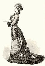 1870s in Western fashion - Wikipedia