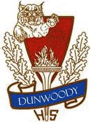 Dunwoody High School - Image: Dunwoody High School Logo local English Wikipedia copy