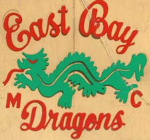 East Bay Dragons MC - Image: East Bay Dragons MC logo