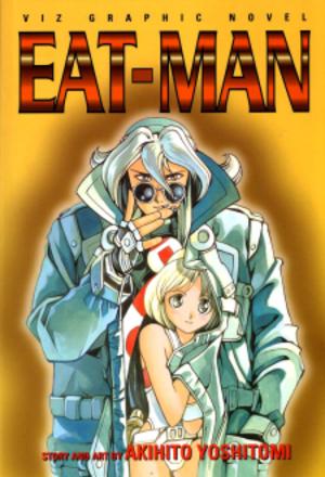 Eat-Man - Image: Eat Man Cover
