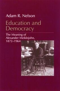 <i>Education and Democracy</i>