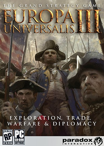 Picture of a game: Europa Universalis III