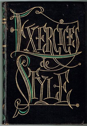 Exercises in Style - 1947 hardback edition